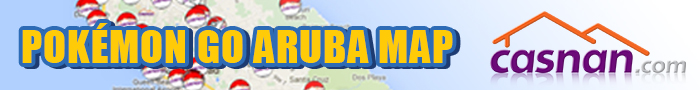 Pokemon Go Aruba